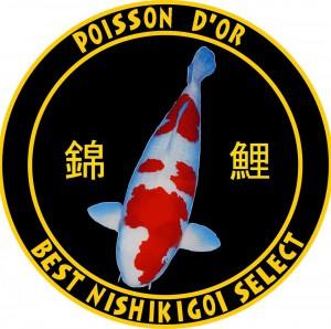 logo poisson d'or