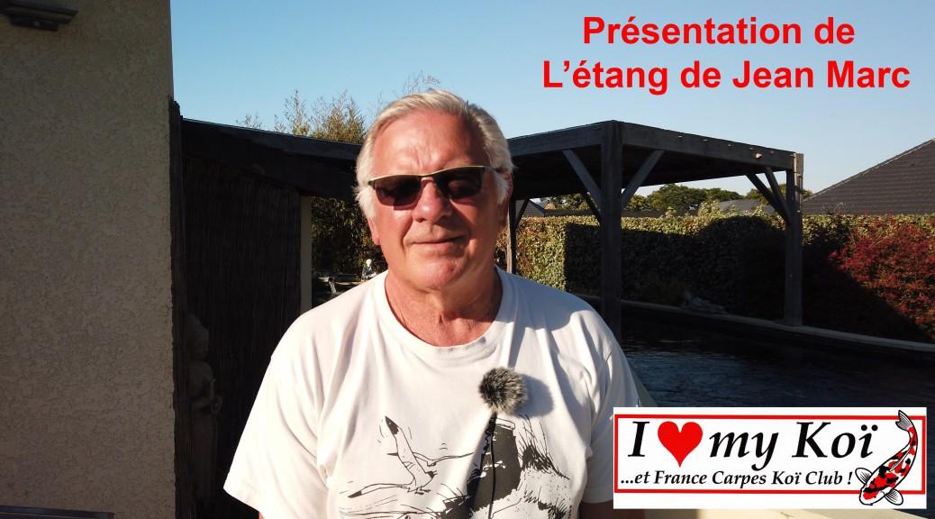 Jean Marc etang -